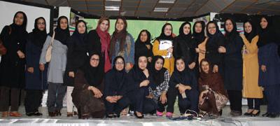 مراسم گرامیداشت روز زن و مقام مادر در اوز